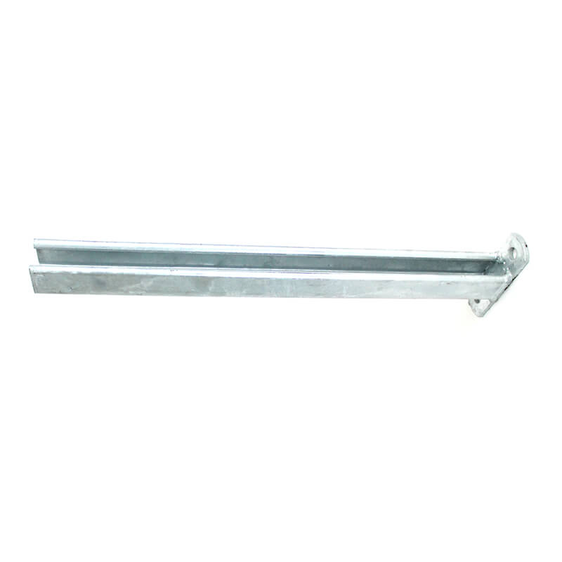 Cantilever Brackets with No Stay