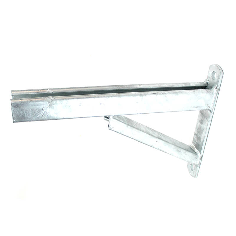 Cantilever Brackets with Stay